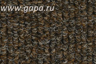 Грязезащитный ковер Metall коричневый