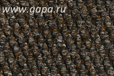 Грязезащитный ковер PrimeNop коричневый