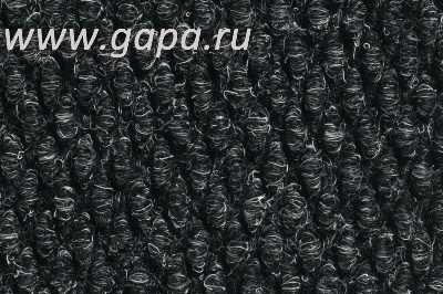 Грязезащитный ковер PrimeNop черный