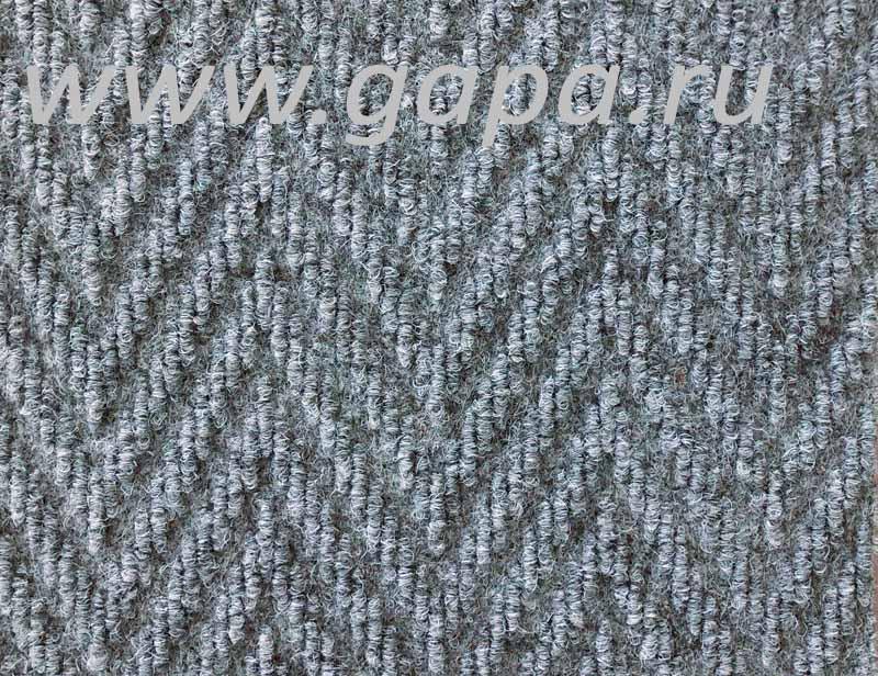 Влаговпитывающий ковер NovaWave серый